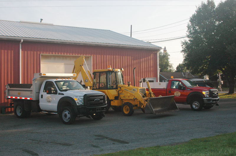 Police & Public Works - Borough of Hummelstown
